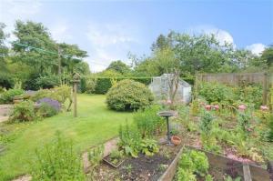 Garden maintained during house sitting in Devon