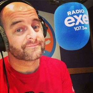Matt on Radio Exe