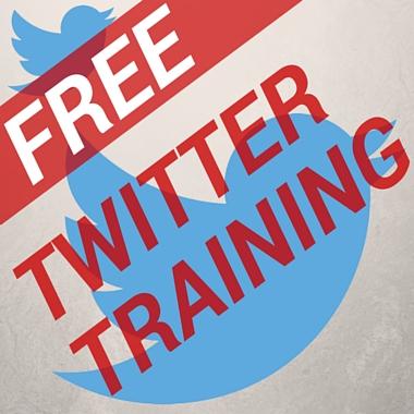 FREE Twitter Training
