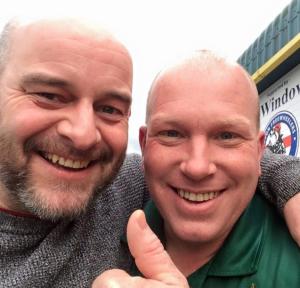 Matt Young & Daniel Lavery - Getting the maximum exposure from social media