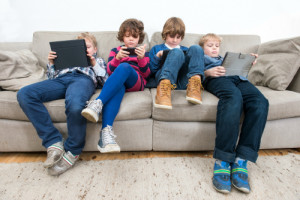 worried about your kids social media?