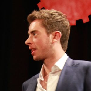 Alex Murray - TEDx Founder and Executive Speaking Coach